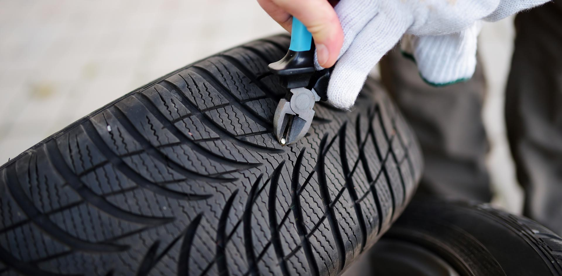 tire repairs and replacement