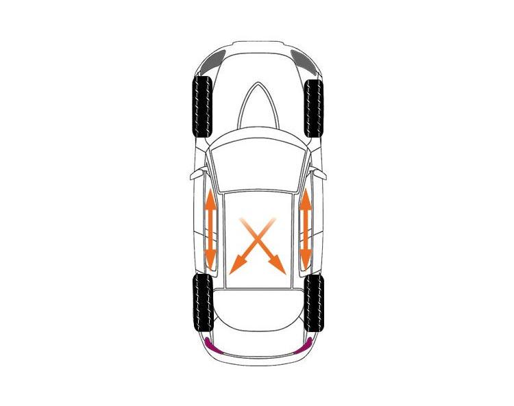 rear wheel drive tire rotation